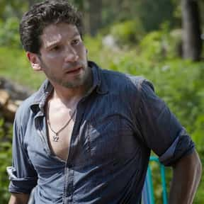 Jon Bernthal is listed (or ranked) 6 on the list The Best Actors in Live-Action Comic Book TV Shows