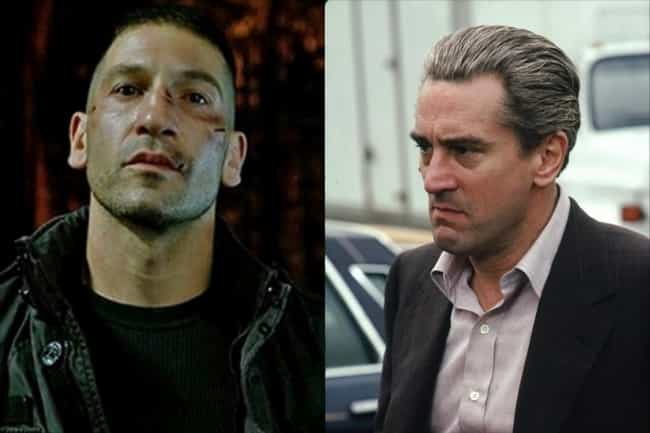 Jon Bernthal is listed (or ranked) 4 on the list Who Would Star In 'Goodfellas' If It Were Cast Today?