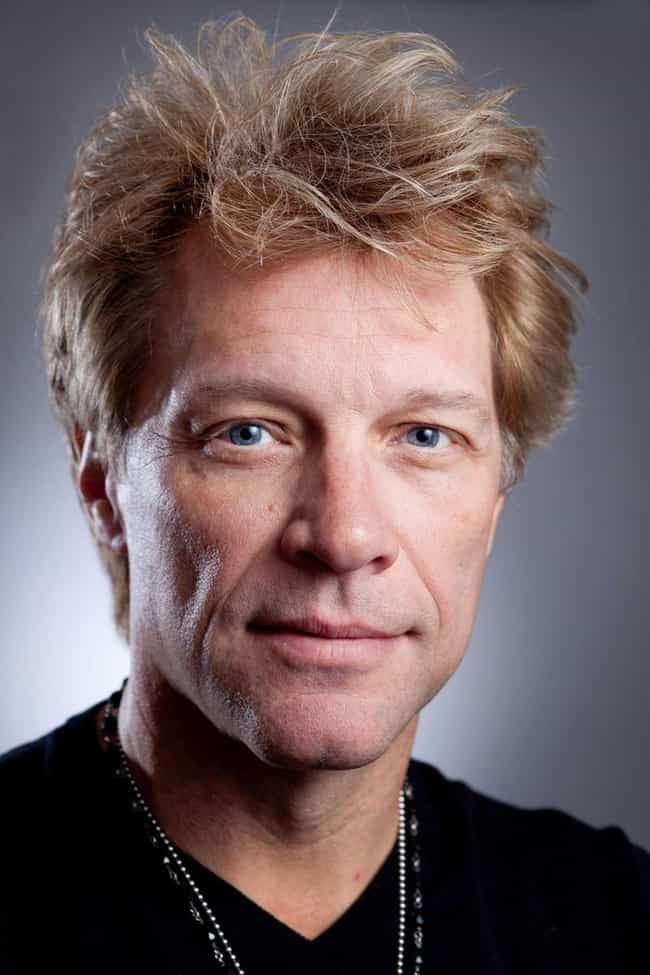 Jon Bon Jovi is listed (or ranked) 1 on the list Celebrities Who Are Pro-Israel
