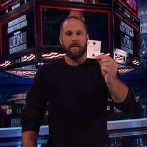 """Jon Dorenbos is listed (or ranked) 14 on the list The Best """"America's Got Talent"""" Acts"""