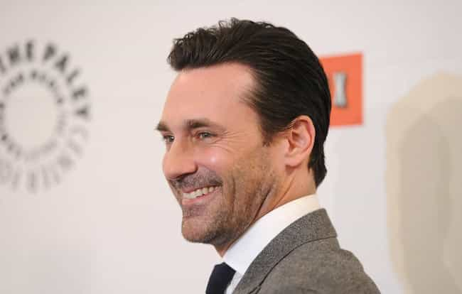 Jon Hamm is listed (or ranked) 2 on the list Celebrities Who Taught Acting Classes