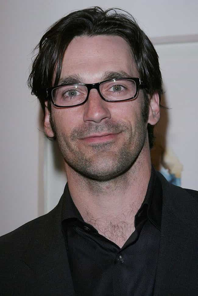 Jon Hamm is listed (or ranked) 3 on the list Celebrities You Didn't Know Have Vitiligo