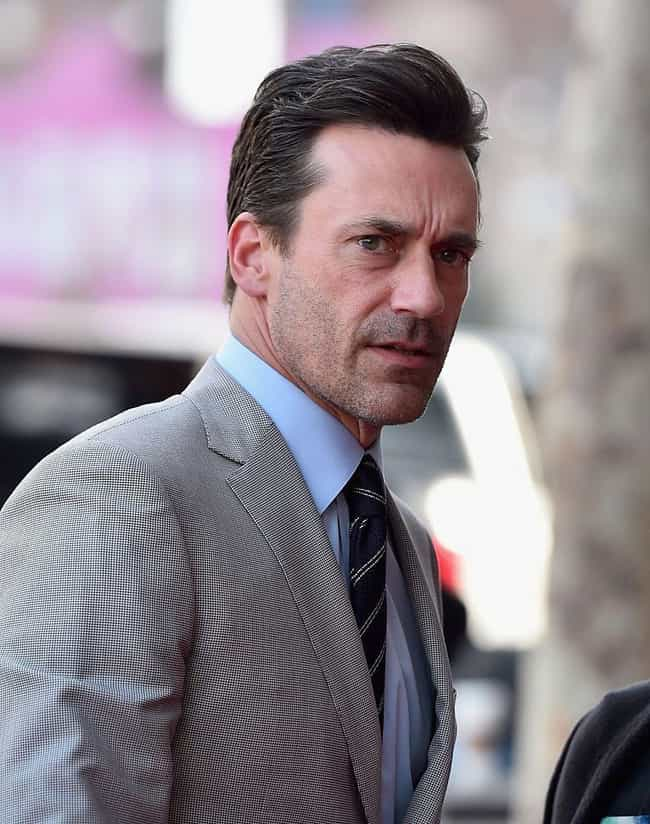 Jon Hamm is listed (or ranked) 3 on the list 30 Amazing Actors Who Could Play Cable