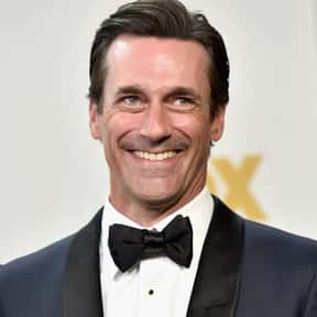 Jon Hamm is listed (or ranked) 5 on the list TV Actors from St. Louis