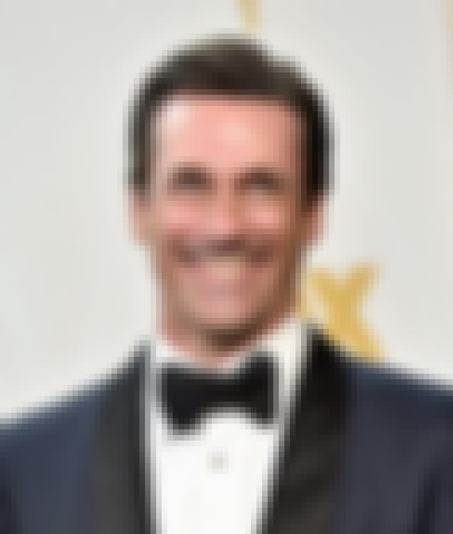 Jon Hamm is listed (or ranked) 1 on the list Famous John Burroughs High School Alumni