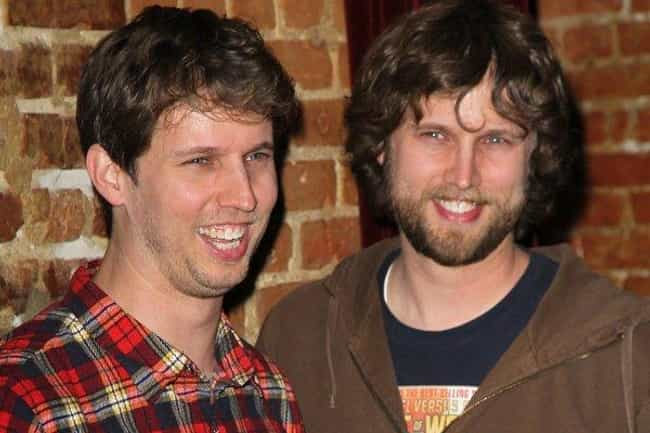 Jon Heder is listed (or ranked) 2 on the list 20 Pictures of Celebrities Who Have Identical Twins