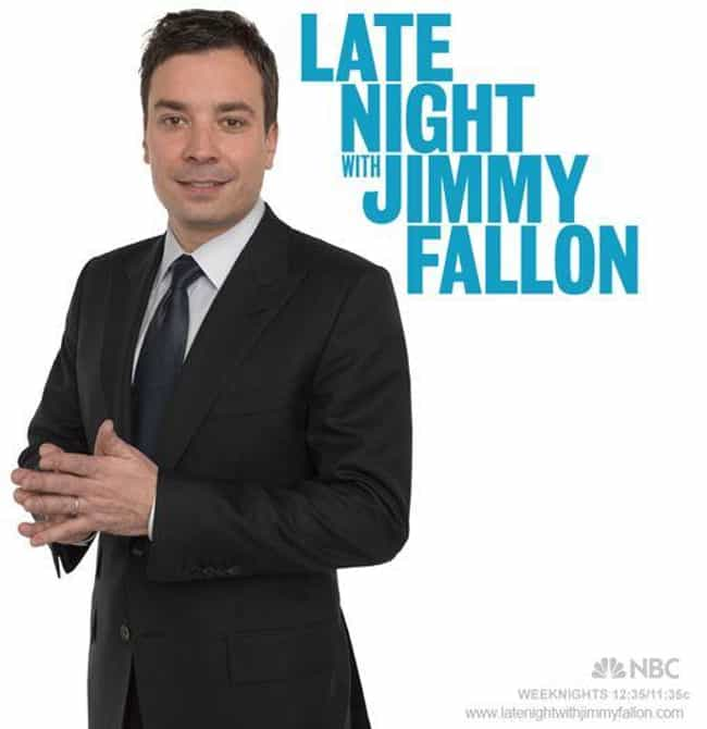Late Night with Jimmy Fallon is listed (or ranked) 1 on the list What to Watch If You Love 'The Tonight Show Starring Jimmy Fallon'