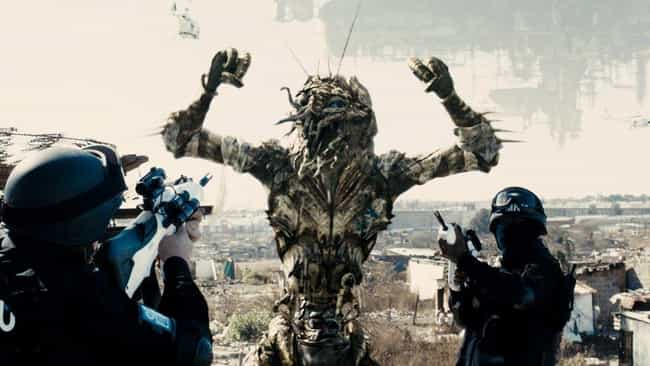 District 9 is listed (or ranked) 1 on the list 15 Movies Where Humans Are The Real Monsters