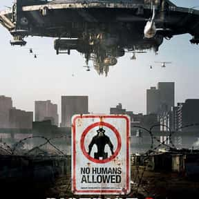 District 9 is listed (or ranked) 17 on the list The Best Alien Horror Movies Ever Made