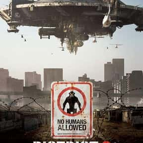 District 9 is listed (or ranked) 10 on the list The Best CGI Action Movies