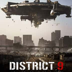 District 9 is listed (or ranked) 10 on the list The Best Alien Movies Ever Made