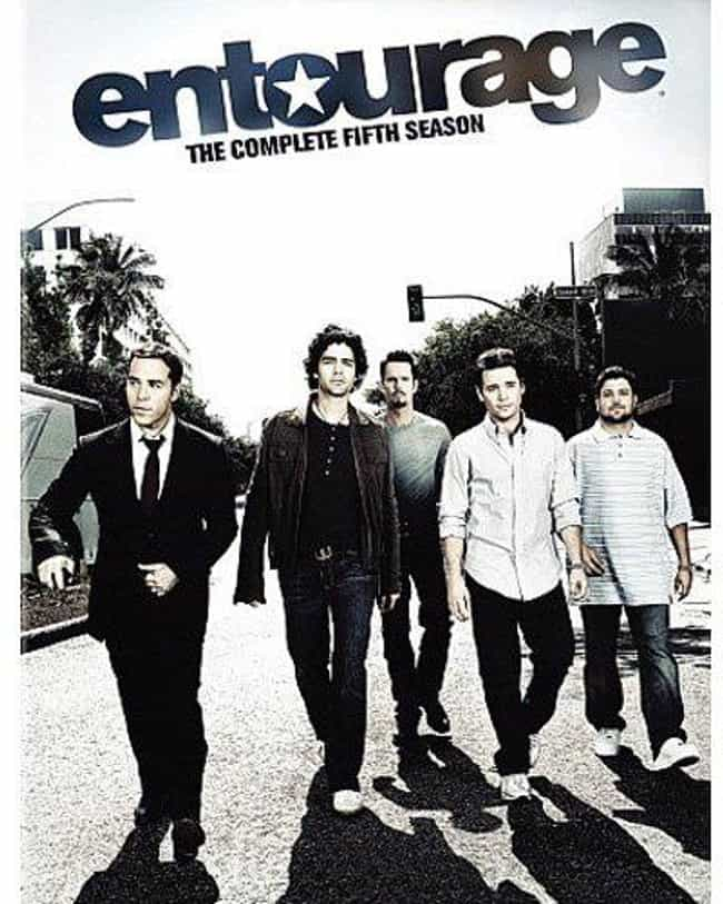 Entourage - Season 5 is listed (or ranked) 3 on the list The Best Seasons of Entourage