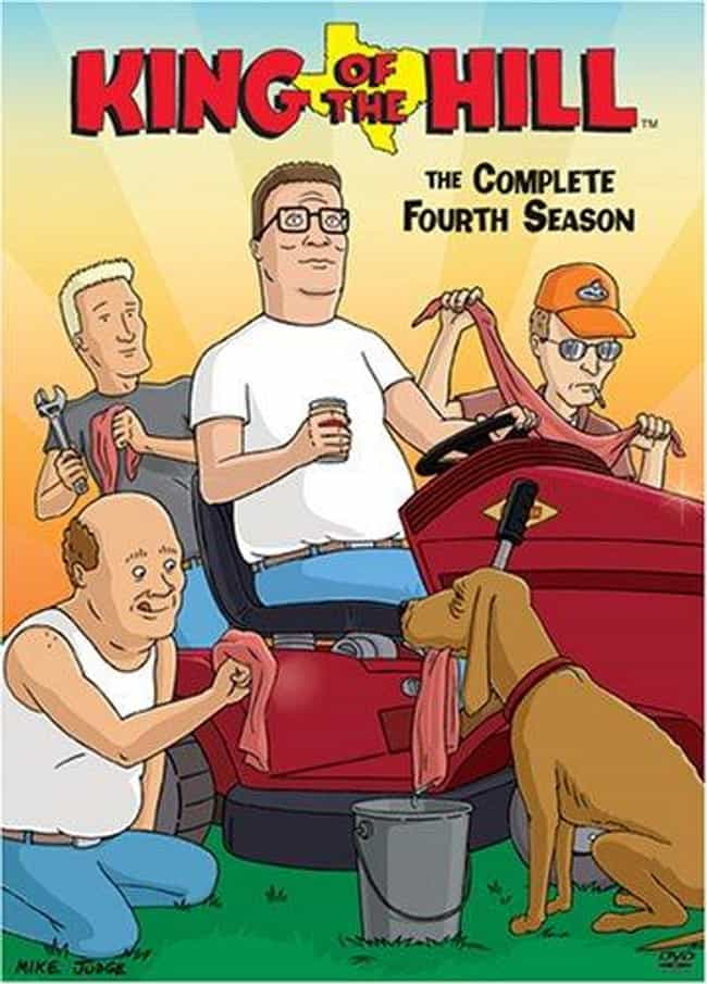 King of the Hill season ... is listed (or ranked) 2 on the list The Best Seasons of 'King Of The Hill'