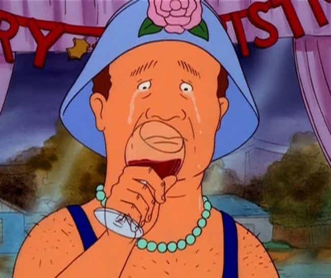 Pretty, Pretty Dresses ... is listed (or ranked) 4 on the list The Best 'King of the Hill' Episodes To Watch During The Holidays