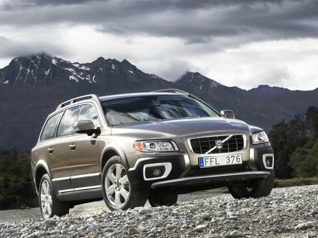 Volvo XC70 is listed (or ranked) 2 on the list Full List of Volvo Models