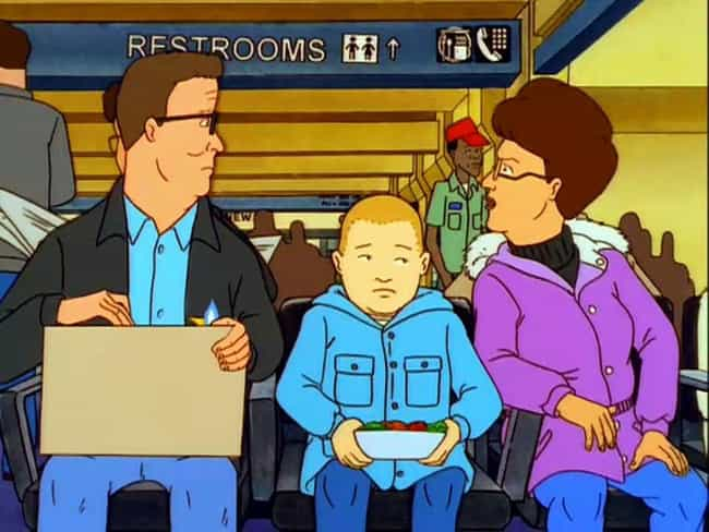 Happy Hank's Giving is listed (or ranked) 3 on the list The Best 'King of the Hill' Episodes To Watch During The Holidays