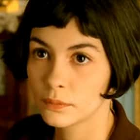 Amélie is listed (or ranked) 11 on the list The Best Female Film Characters Whose Names Are in the Title