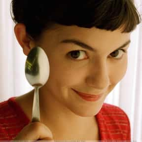 Amélie Poulain is listed (or ranked) 8 on the list Manic Pixie Dream Girls You'd Probably Date