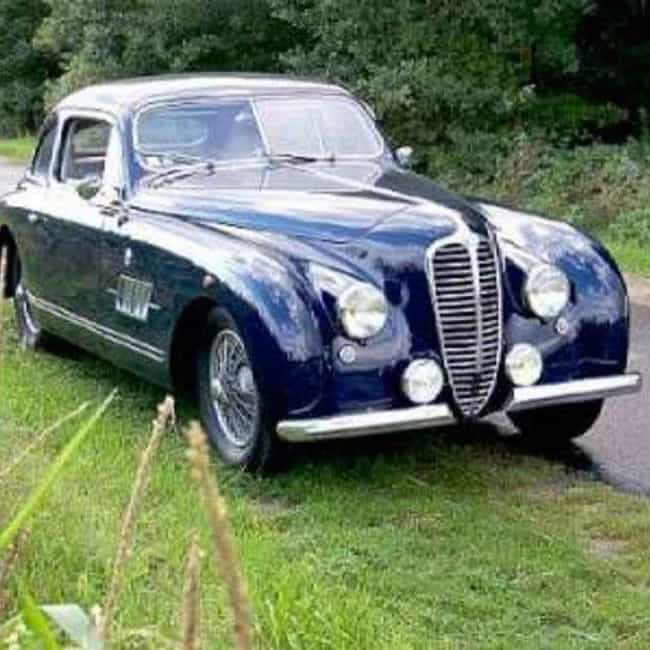 Delahaye T135 Coupe des ... is listed (or ranked) 1 on the list Full List of Delahaye Models
