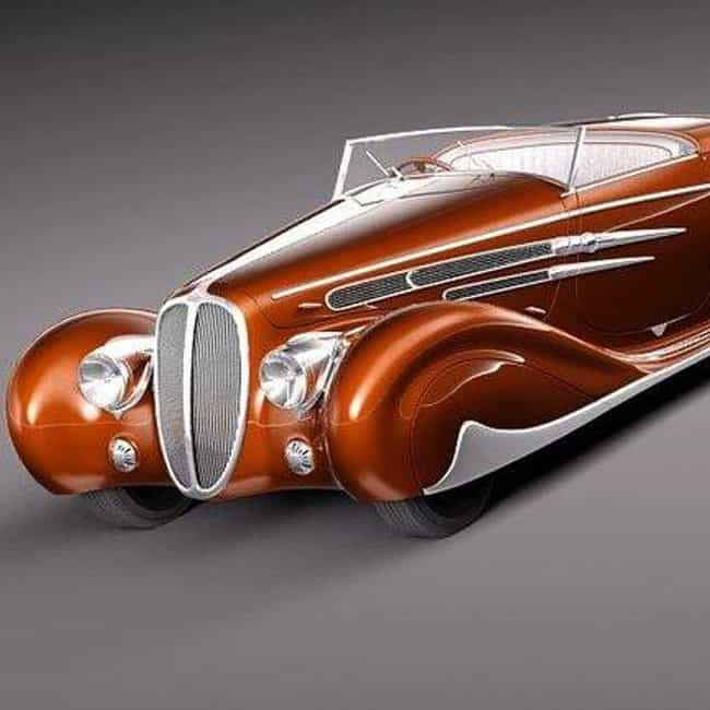 Delahaye T165 is listed (or ranked) 2 on the list Full List of Delahaye Models
