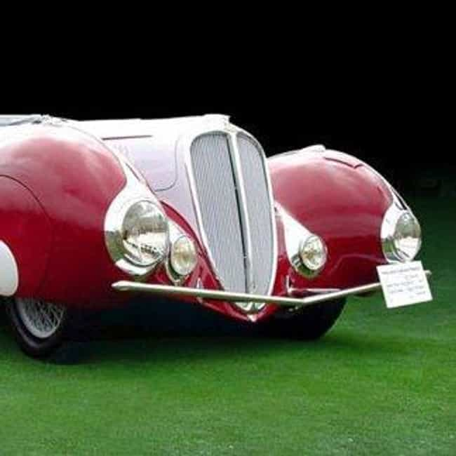 Delahaye 135M is listed (or ranked) 3 on the list Full List of Delahaye Models