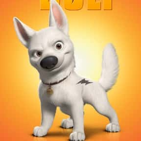 Bolt is listed (or ranked) 8 on the list The Greatest Fictional Pets You Wish You Could Actually Own