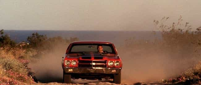 Chevrolet Chevelle SS 454 is listed (or ranked) 4 on the list All Of The Cars Dominic Toretto Has Driven In The 'Fast And The Furious' Movies