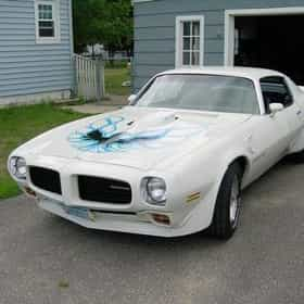 Pontiac Trans Am Super Duty 455