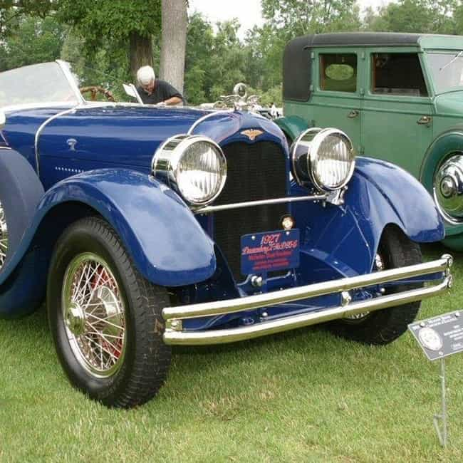Duesenberg Model X is listed (or ranked) 2 on the list Full List of Duesenberg Models