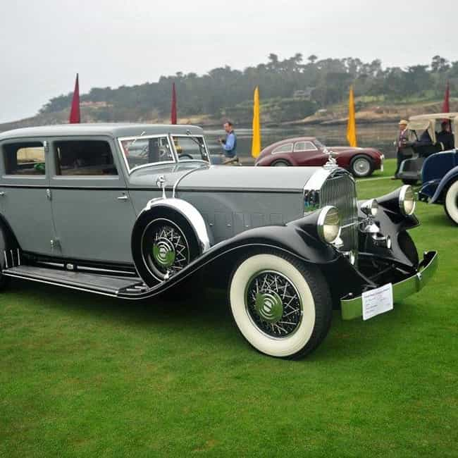 Pierce-Arrow Model 41 is listed (or ranked) 2 on the list Full List of Pierce-Arrow Models
