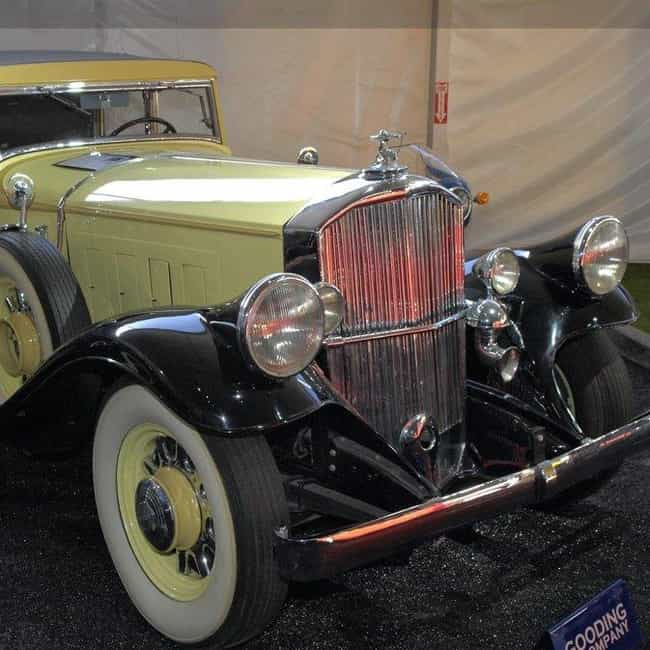 Pierce-Arrow Model 54 is listed (or ranked) 4 on the list Full List of Pierce-Arrow Models