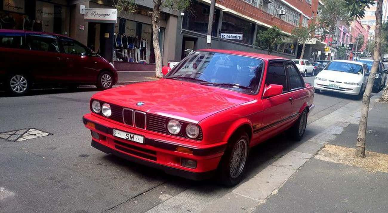 BMW E28/E30/E34 is listed (or ranked) 2 on the list The Best Project Cars For Beginners And Expert Mechanics