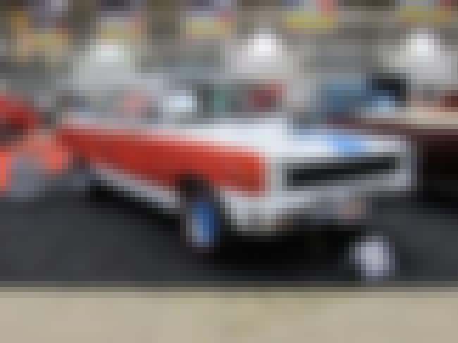 AMC Hurst SC/Rambler is listed (or ranked) 6 on the list Full List of Rambler Models