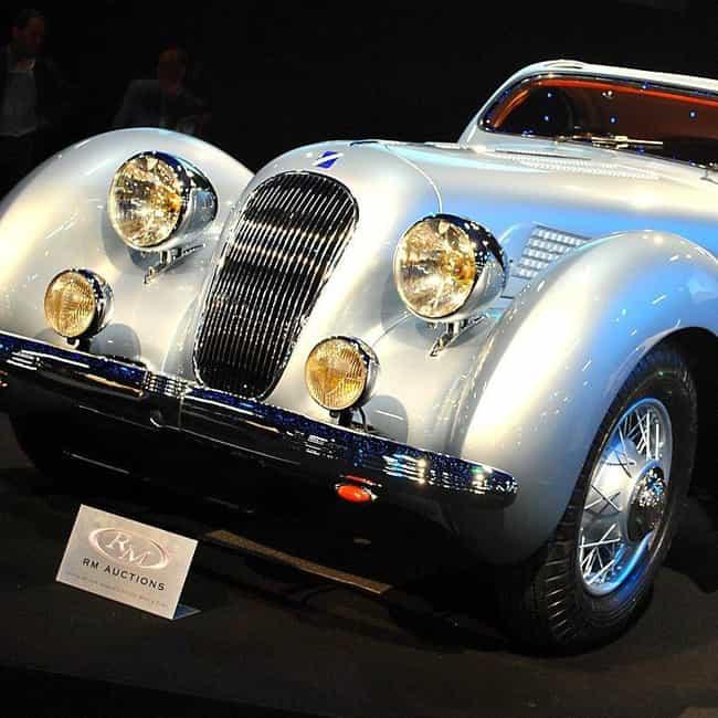 Talbot-Lago T23 is listed (or ranked) 3 on the list Full List of Talbot-Lago Models