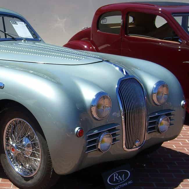 Talbot-Lago T26 is listed (or ranked) 1 on the list Full List of Talbot Models