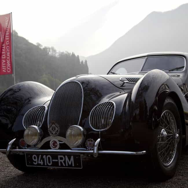Talbot-Lago T150C is listed (or ranked) 3 on the list Full List of Talbot Models