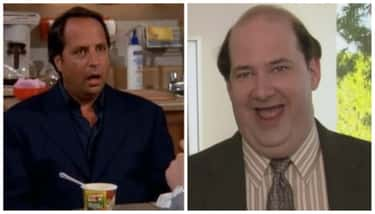 Jon Lovitz - Kevin Malone is listed (or ranked) 1 on the list Who Would Star In 'The Office' If It Was Made In The '90s?