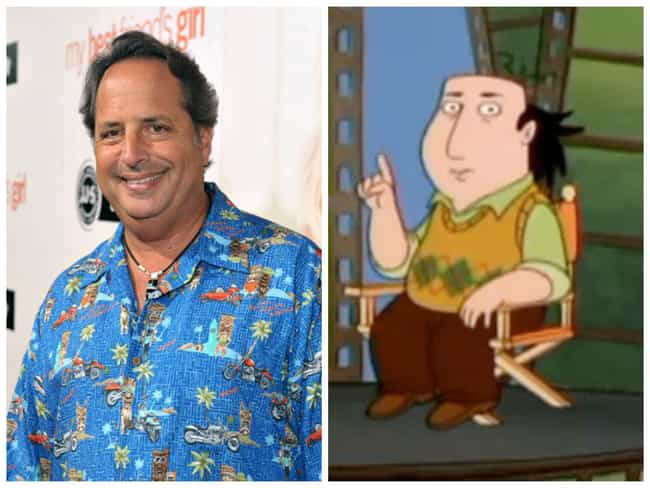 77 Famous People Who Voiced Cartoon Characters - DumbBuzz