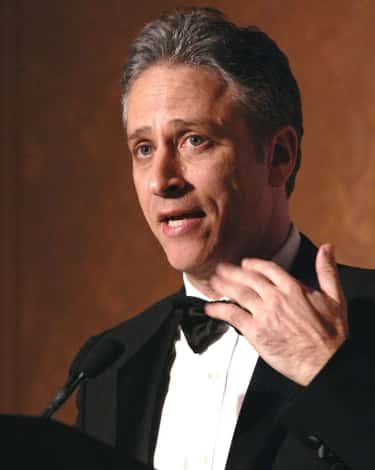 Jon Stewart is listed (or ranked) 1 on the list 31 Celebrities Who Were in Pi Kappa Alpha