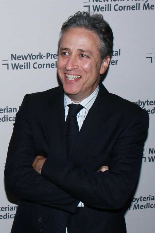 Jon Stewart is listed (or ranked) 1 on the list 21 Famous ENTPs