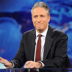 Jon Stewart is listed (or ranked) 7 on the list Guests You Hope to See on Late Show with Stephen Colbert