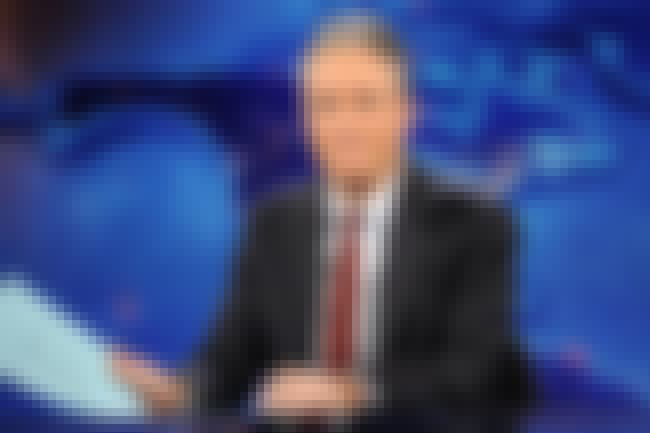Jon Stewart is listed (or ranked) 2 on the list Famous Male Journalists