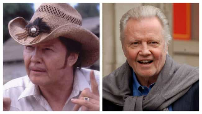 Jon Voight is listed (or ranked) 4 on the list What Happened To Everyone In The 'Holes' Cast?
