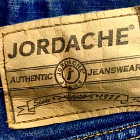 Jordache is listed (or ranked) 22 on the list The Best Cheap Clothing Brands