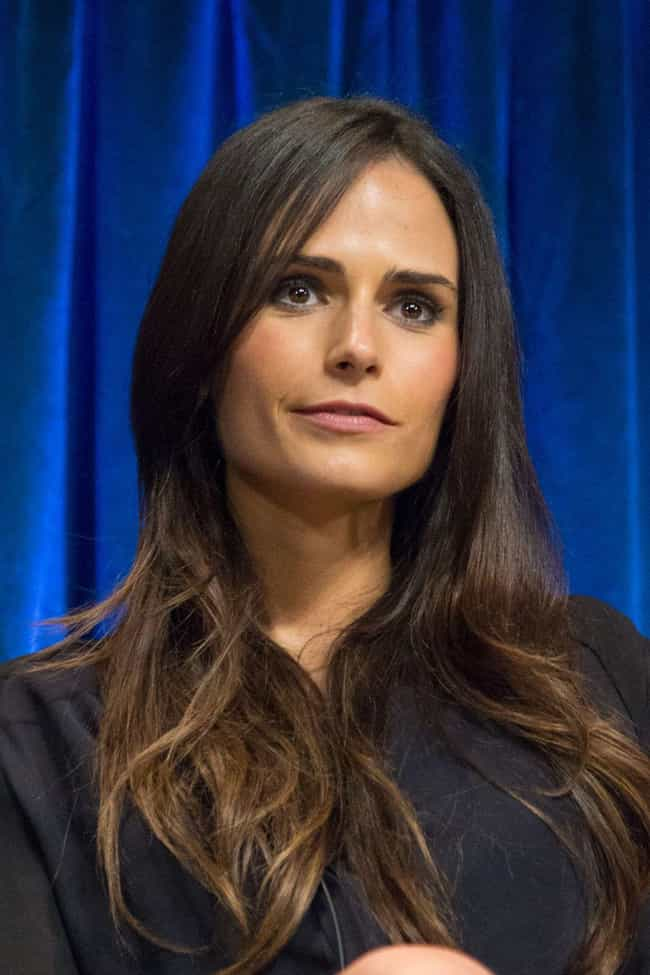 Jordana Brewster is listed (or ranked) 1 on the list 27 Famous People Who Have One Latino Parent