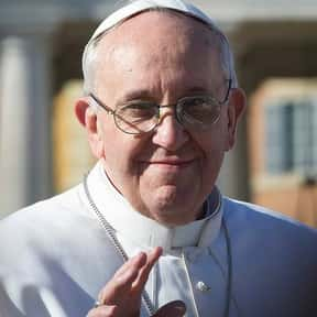Pope Francis is listed (or ranked) 6 on the list Celebrities You Want On Your Trivia Team