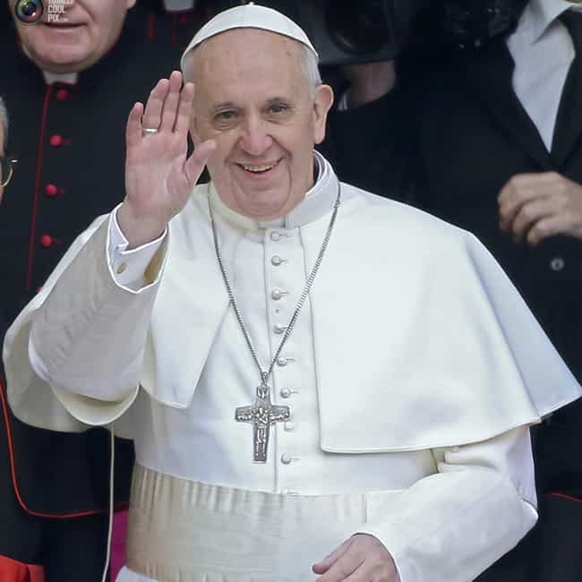 Pope Francis is listed (or ranked) 2 on the list The Most Influential People of 2014