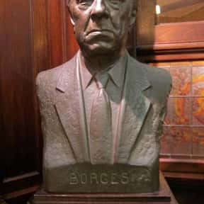 Jorge Luis Borges is listed (or ranked) 15 on the list The Best Writers of All Time