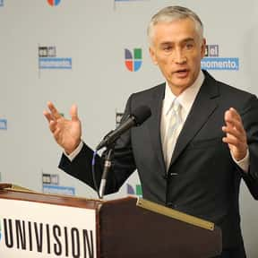 Jorge Ramos is listed (or ranked) 23 on the list Who Should Be TIME Magazine's Person of the Year 2015?