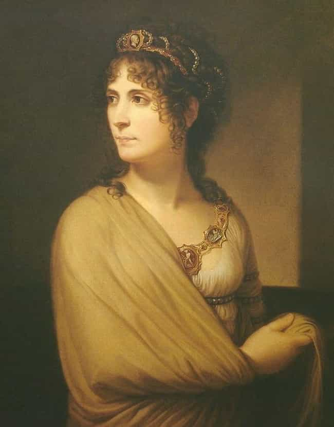 Joséphine de Beau... is listed (or ranked) 4 on the list Which Famous Queen From History Matches Your Zodiac Sign?